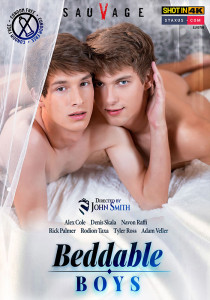 Beddable Boys DVD