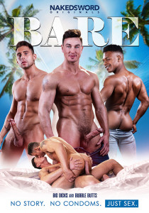 Bare: Big Dicks and Bubble Butts DVD