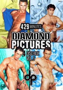 Diamond Pictures Box 5 DVD