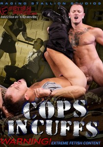 Cops in Cuffs DVD (S)