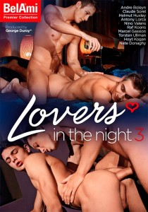 Lovers in the Night 3 DVD (S)