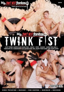 Twink Fist DVDR