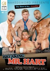 Breaking Mr. Hart  DVD
