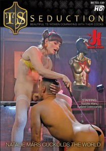 TSS149:Natalie Mars Cuckolds The World DVD (S)