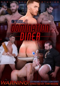 Domination Diner DVD
