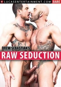 Drew Sebastian's Raw Seduction DVD (S)