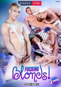 Fucking Blonds DVD
