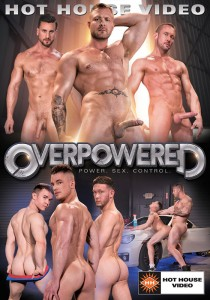 Overpowered DVD
