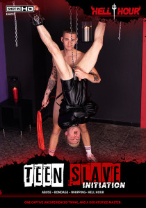 Hell Hour: Teen Slave Initiation DVD