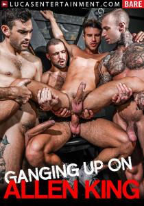 Ganging Up on Allen King DVD (S)