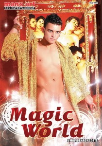 Magic World DVD