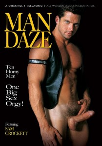 Man Daze DVD