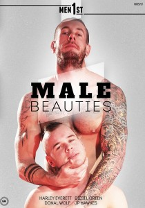 Male Beauties DVD