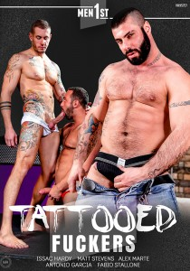 Tattooed Fuckers DVD