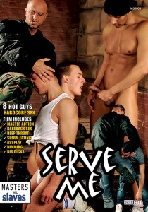 Serve Me DVD
