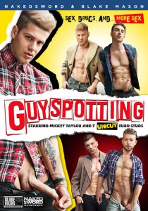 Guyspotting DVD