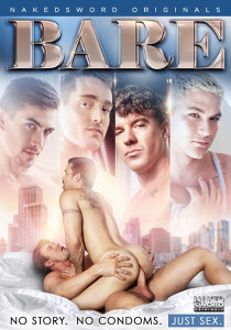 Bare DVD (Naked Sword)