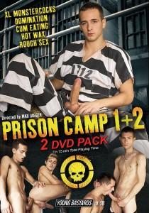 Prison Camp 1+2 DVD