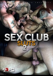 Sex Club Sluts 2 DVD