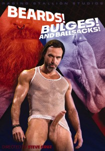 Beards! Bulges! And Ballsacks! DVD