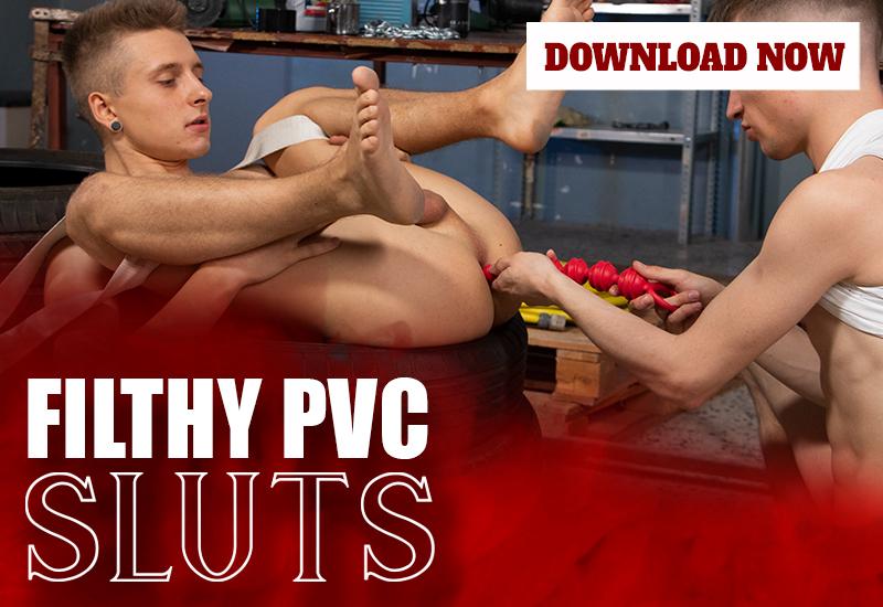 Filthy PVC Sluts Download!