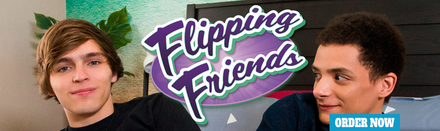 Flipping Friends DVD