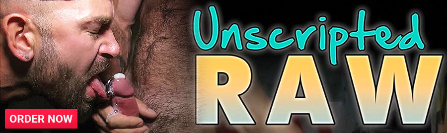 Unscripted Raw DVD!
