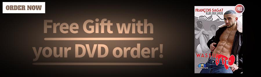 Free DVD Gift: Wassup Bro!